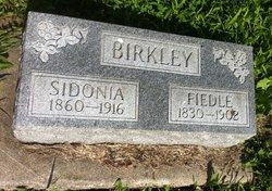 Sidonia <i>Klein</i> Birkley