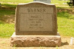 Bessie Catherine <i>Garlin</i> Warner