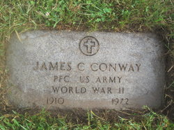 James C Conway
