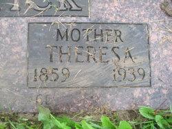 Terezija Theresa <i>Stepancic</i> Batistick