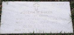 Elsa E Baker