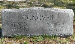 Warren H Conover