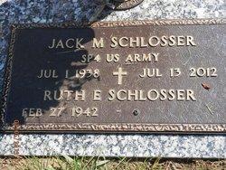 Spec Jack M. Jackie Schlosser