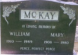 Mary Jordan <i>Anderson</i> McKay