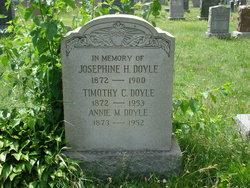 Josephine <i>Harrigan</i> Doyle