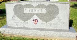 Sidney J Skippy Dupre, II
