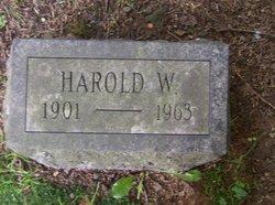 Harold Warner Crozier