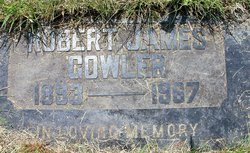 Robert James Gowler