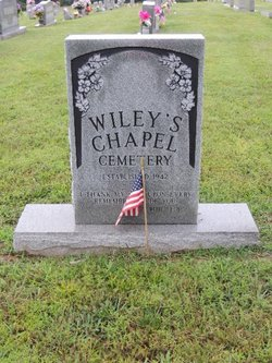 Wiley's Chapel Cemetery