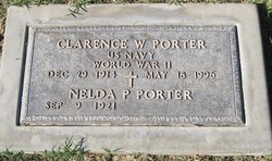 Clarence W Porter
