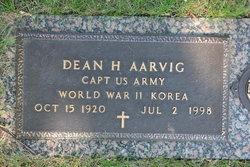 Dean H Aarvig