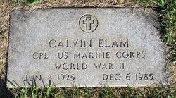 Calvin Elam