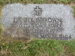 Daniel Patrick Brown