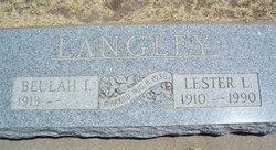 Beulah I. <i>Schechter</i> Langley