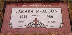 Tamara McAloon