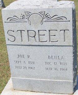 Beulah Burtice <i>Moore</i> Street