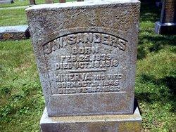 James Westin Sanders