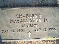 Charles Taylor MacAllister, Jr