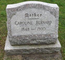 Caroline <i>Lauer</i> Bernard