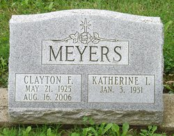 Clayton Fred Meyers