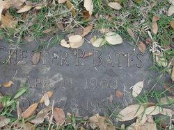 Chester P Bates