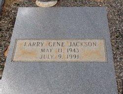 Larry Gene Jackson
