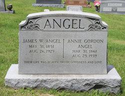 Annie Leticia <i>Gordon</i> Angel
