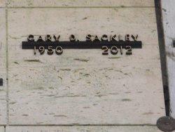 Gary D Sackley