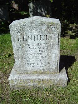 Ethel May <i>Sinclair</i> Bennett