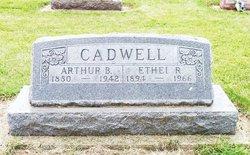 Ethel R <i>Gilliland</i> Cadwell