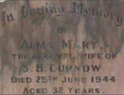 Alma Mary Curnow