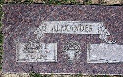 Allan L Alexander