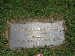 Eugene T Armstrong