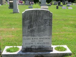 Claire <i>Burns</i> Armstrong