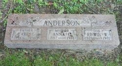 Carl C Anderson
