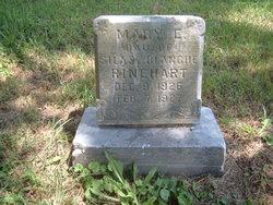 Mary E Rinehart