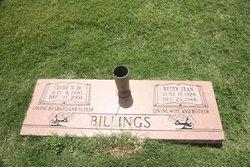 Clyde N. Billings, Jr