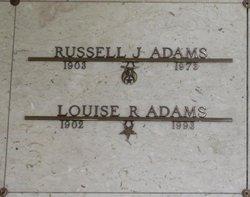Louise R Adams