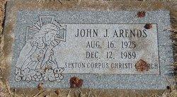 John J Arends