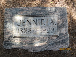 Jennie A Carlson