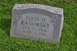 Louis H Kanowsky