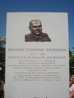 Monroe Dunaway Anderson