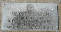 Ervin P Evenson