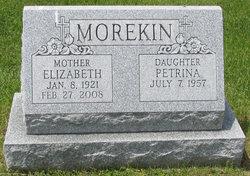 Elizabeth <i>Bolha</i> Morekin