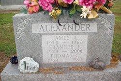 Frances J Alexander