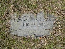 Alva George Cosby
