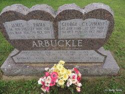 Cecil E Jimmie Arbuckle