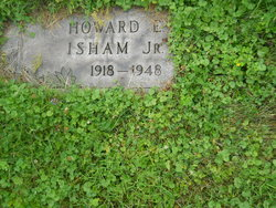 Howard E Isham, Jr