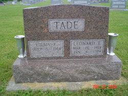 Hilma F. <i>Farrell</i> Tade