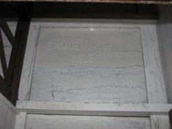 Samuel Avrill Wilson